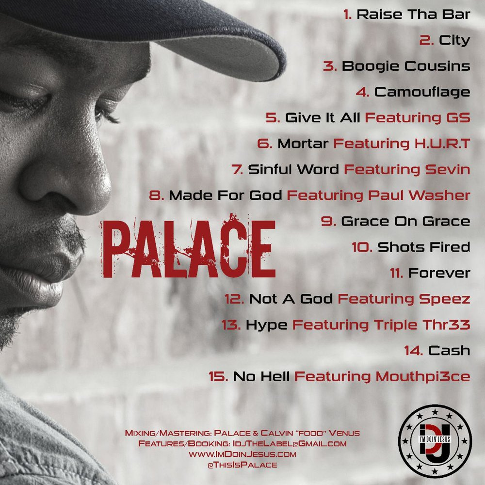 Palace Back Cover.
