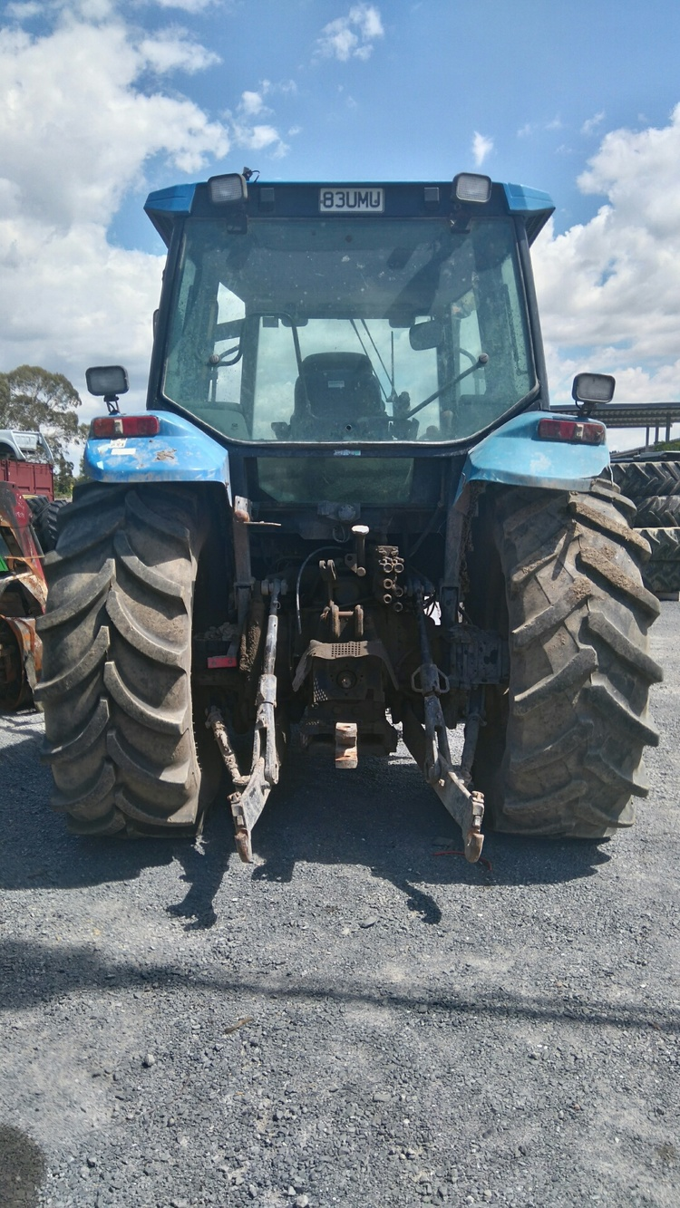 Tractor Parts | New Holland TS110 | Ag Parts NZ Ltd - Tractor Wreckers