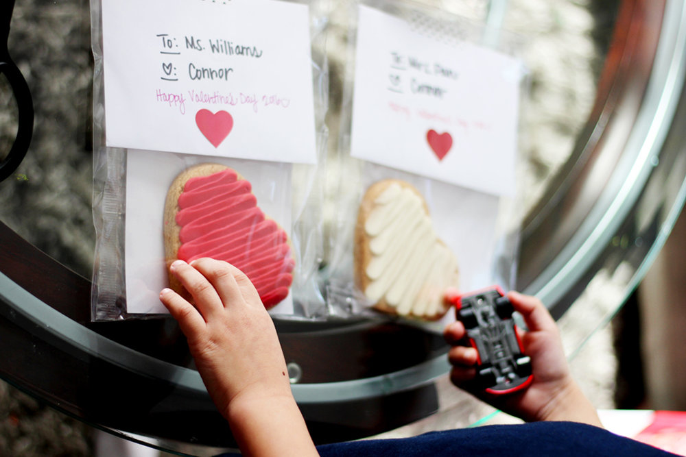 Gifted with Creativity — OUR TAKE ON THE HOT WHEELS VALENTINES — All Kids Are Gifted