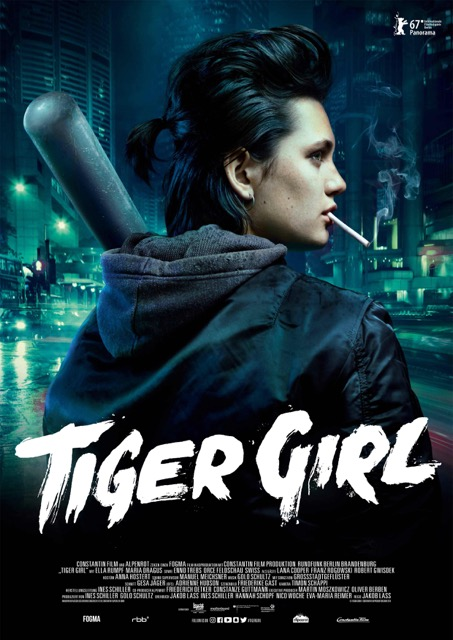 Tiger Girl | Score Mix. (Berlinale2017)