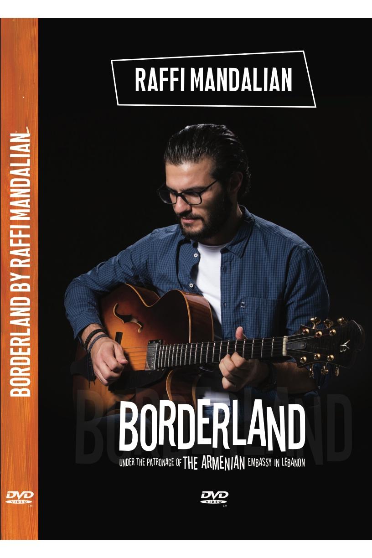 Borderland DVD |   Consult.&Mastering