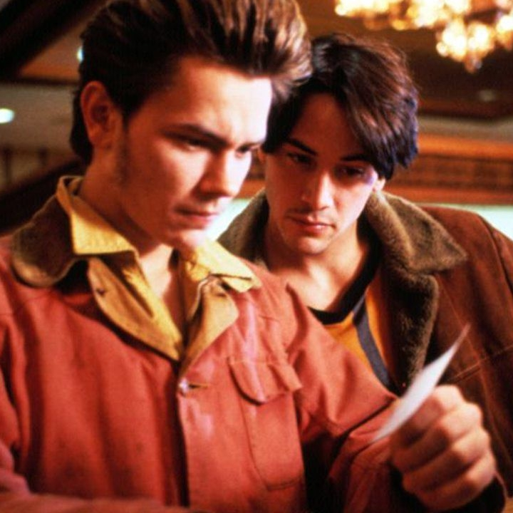 MY OWN PRIVATE IDAHO (Gus Van Sant, 1991) Fabrica Gallery.  11/02/17