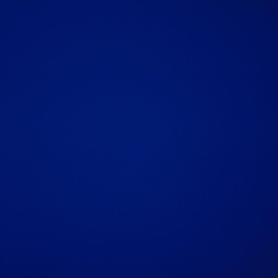 BLUE (Derek Jarman, 1993) Duke's at Komedia  1/12/16