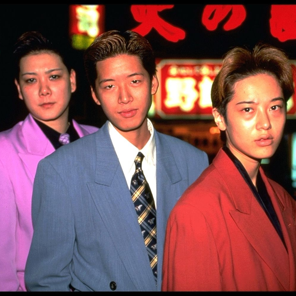 SHINJUKU BOYS (Kim Longinotto and Jano Williams, 1995)  Duke of York's Picturehouse.  25/07/16