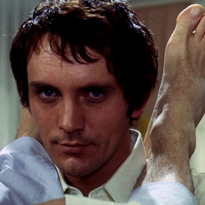 TERENCE STAMP DOUBLE BILL The Towner Gallery. 20/02/16
