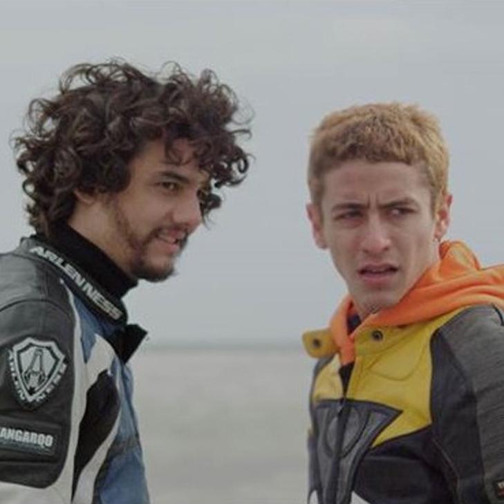 FUTURO BEACH (Karim Aïnouz, 2014)  Duke'st at Komedia.  05/05/15