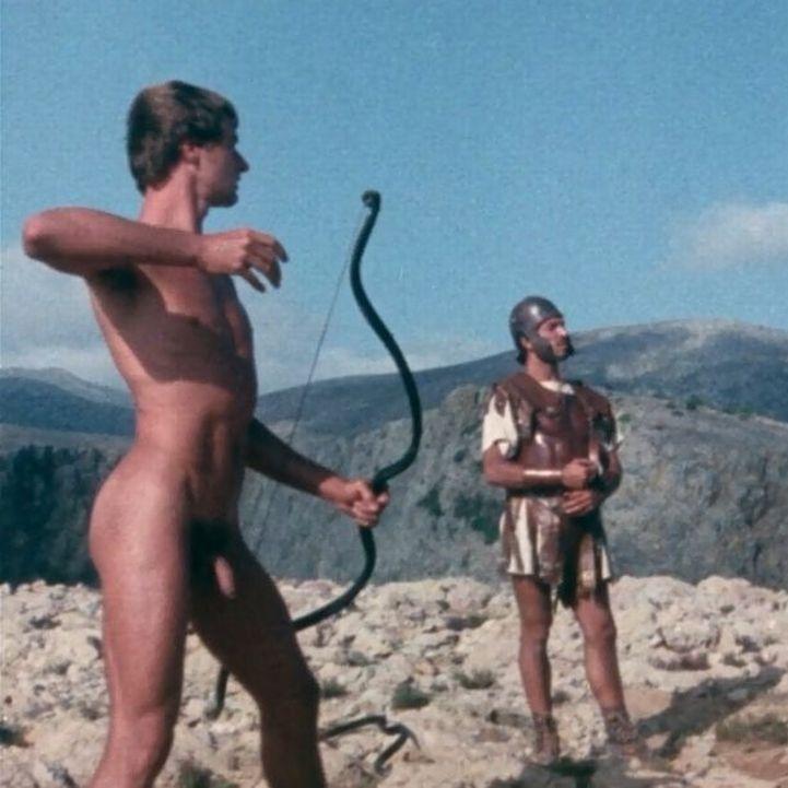 SEBASTIANE (Derek Jarman and Paul Humfress, 1976)  Duke of York's Picturehouse.  26/04/14