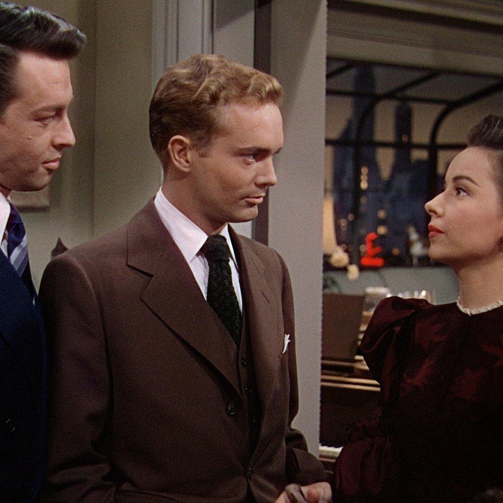 ROPE (Alfred Hitchcock, 1948)  Duke's at Komedia.  16/01/13