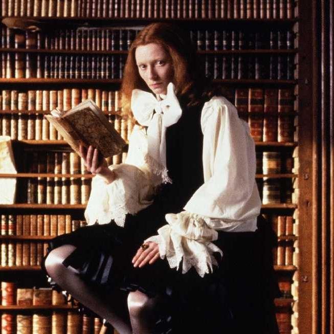 ORLANDO (Sally Potter, 1992) Fabrica Gallery. 15/03/07