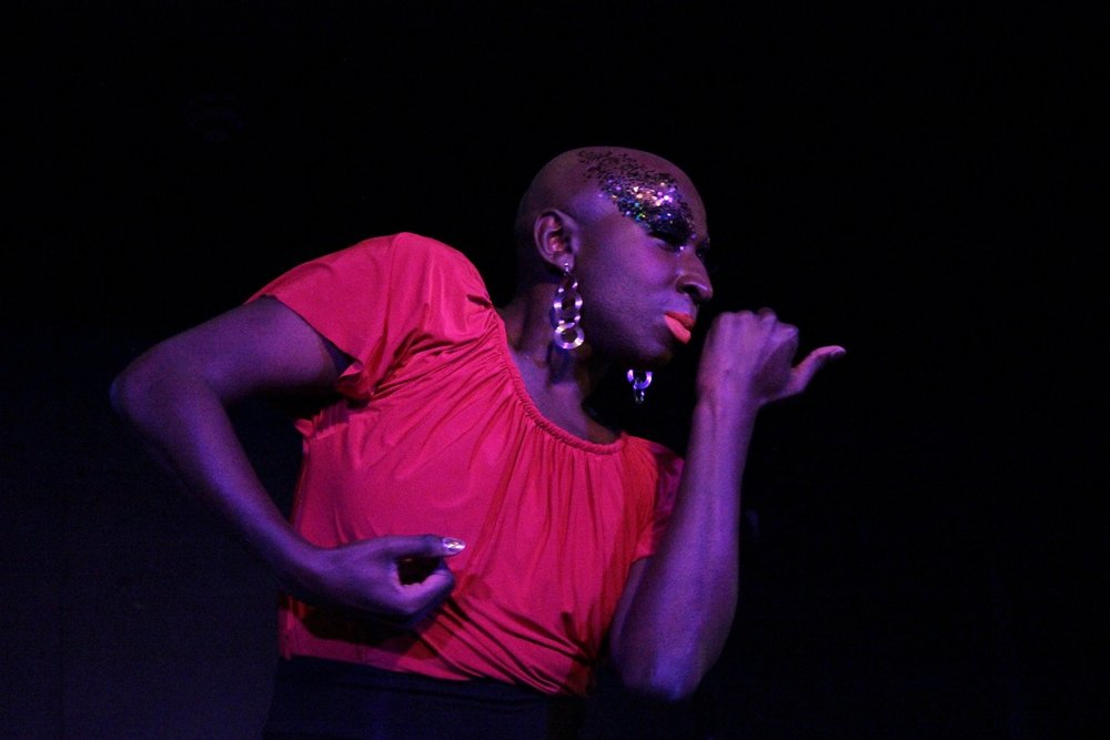 Ebony Rose Dark - The screening will be preceded by a performance by Ebony Rose Dark AKA Mickel, who also joins us for a post-screening discussion.  Ebony Rose Dark is your all singing/lip-syncing all-dancing, story-telling, V.I.P/Visually Impaired cabaret artist. A feisty Birmingham Lass who loves a party, with big red lips and snaking hips - she's a diva and a half but with a heart of gold. She is currently artist in residence at RVT's Bar Wotever, and performs nationally and internationally in theatres, bars, pubs and community settings. Recent works include Dance solo at Wardrobe Theatre, Bristol at 2017 Pre-Bristol Pride Party as well as performing at Brighton Pride Party 2017 at the MarlboroughTheatre.@Ebony_Rose_Rosehttps://www.facebook.com/EbonyRoseDark/