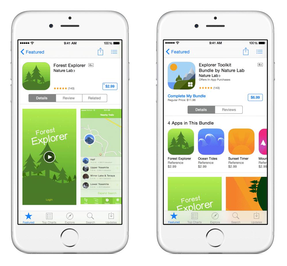 Download zuerst getroffene App