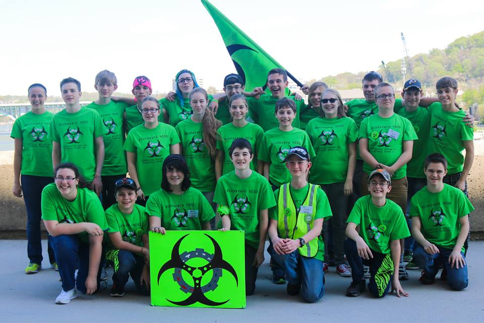 Team 4050 4-H Biohazard