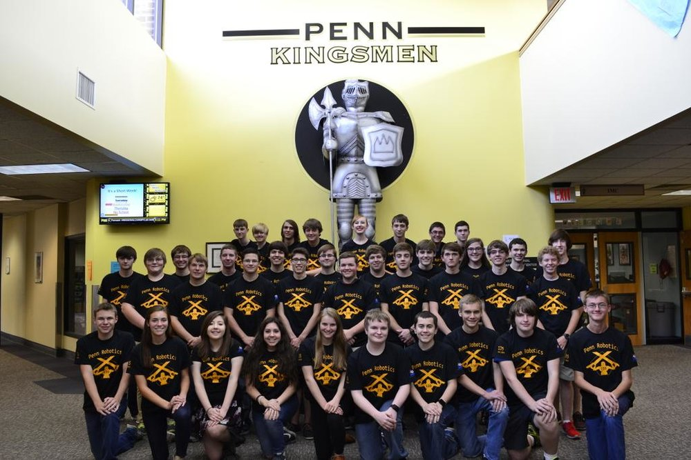 Team 327 Penn High School Robotics Club