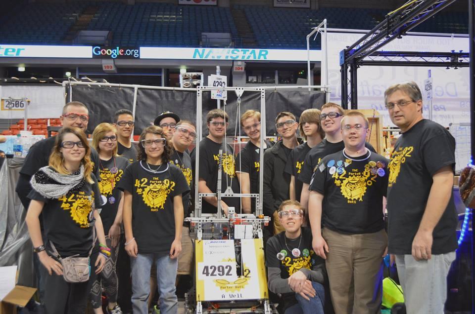 Team 4292 PorterBots