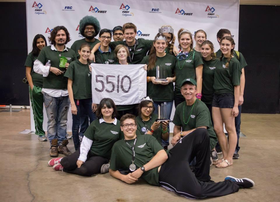 Team 5510 The Da Vinci Codes