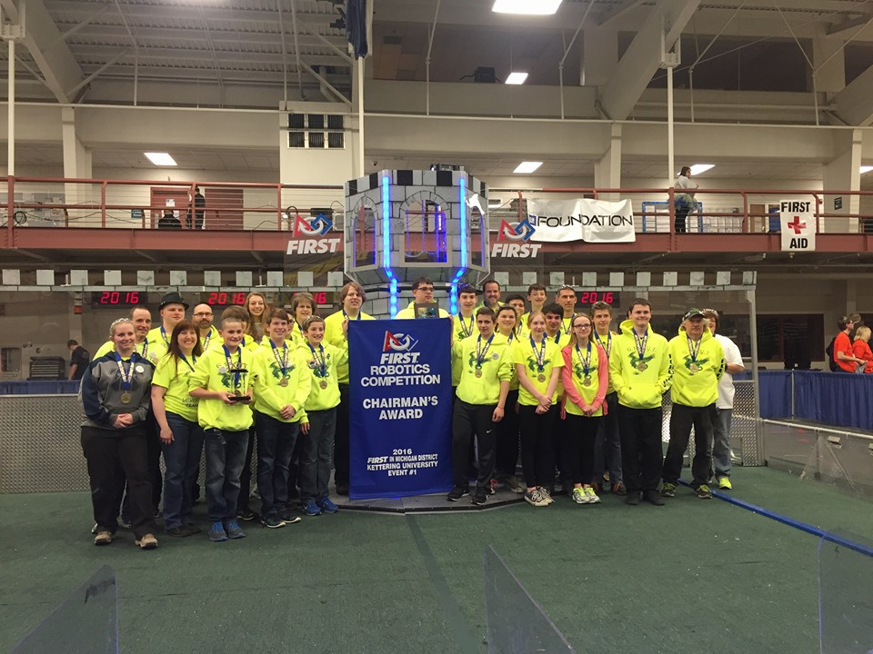Team 1322 Genesee Robotics
