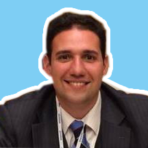 Derek Capo, VP of International Operations