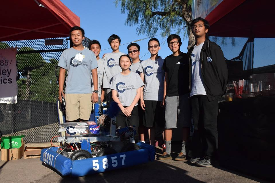 Team 5857 Walnut Valley Robotics