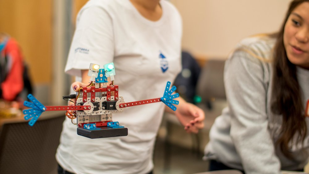 Learn robotics through fun and beginner-friendly projects and more