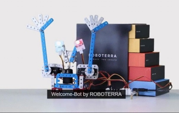 Beginning Robotics for Kids: How Robots Interact with the World