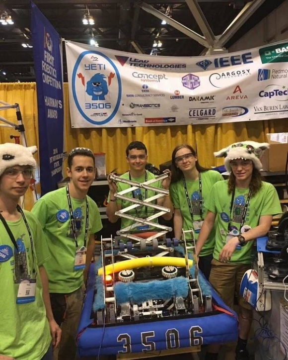 How to Start an Elementary or Middle School Robotics Club