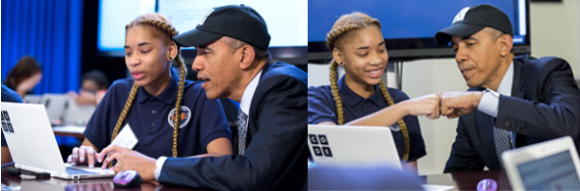 """""""The Hour of Code"""" is Encouraging Students Across the Globe to Learn Programming and Computer Science"""
