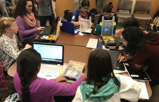 Children Robot Kits Aid in Fine Motor Skill Development