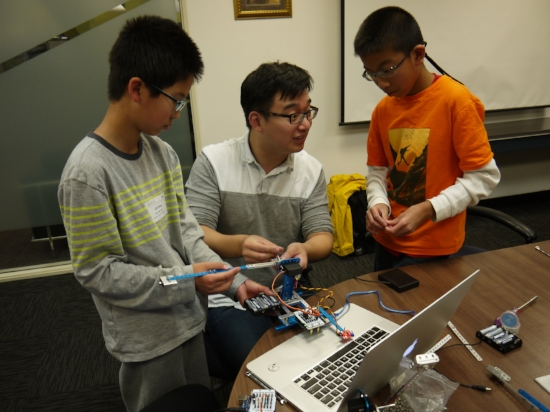 Robots that Teach Math and Science Skills to Elementary School Students