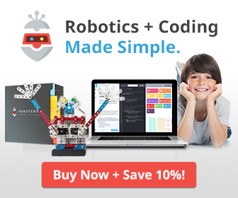 Advanced STEM Robotics Activity Kits for High School Students
