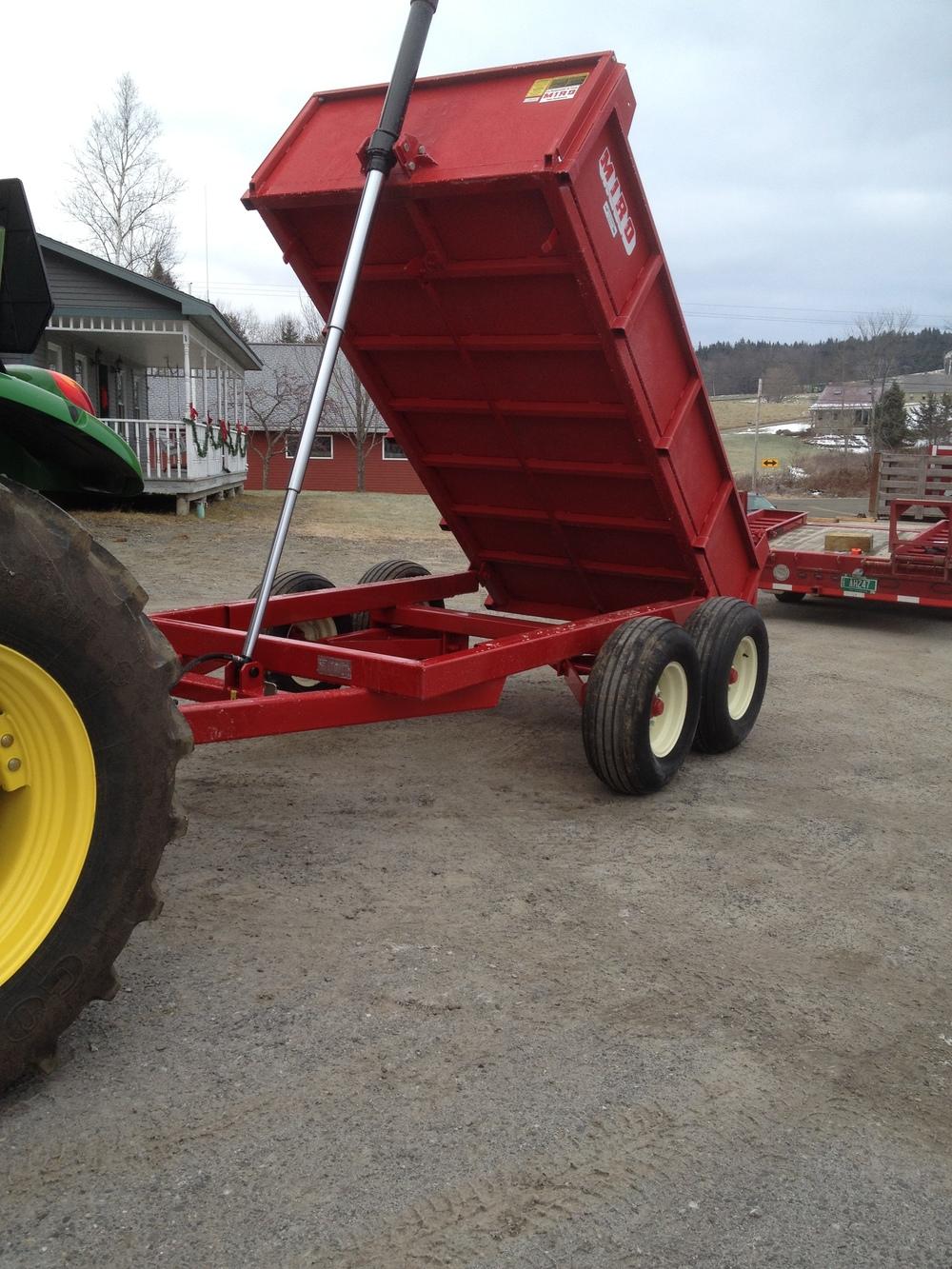 Miro Dump Trailers Bailey Farm Equipment