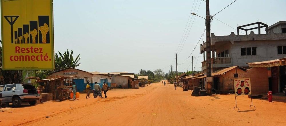 Sur la route de Ouidah