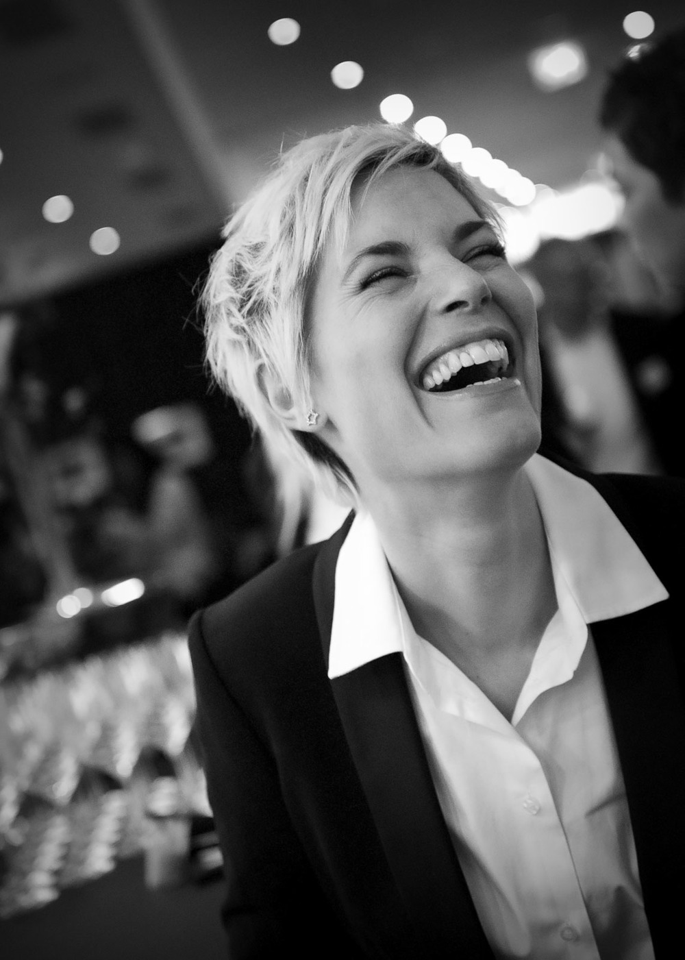 Mélanie Freymond, modératrice