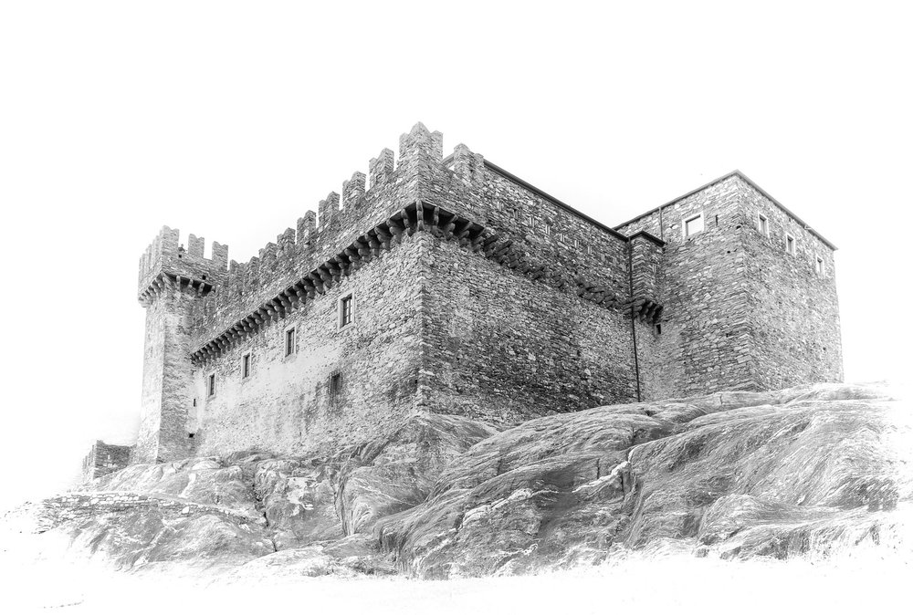 Castello Sasso Corbaro, Bellinzona