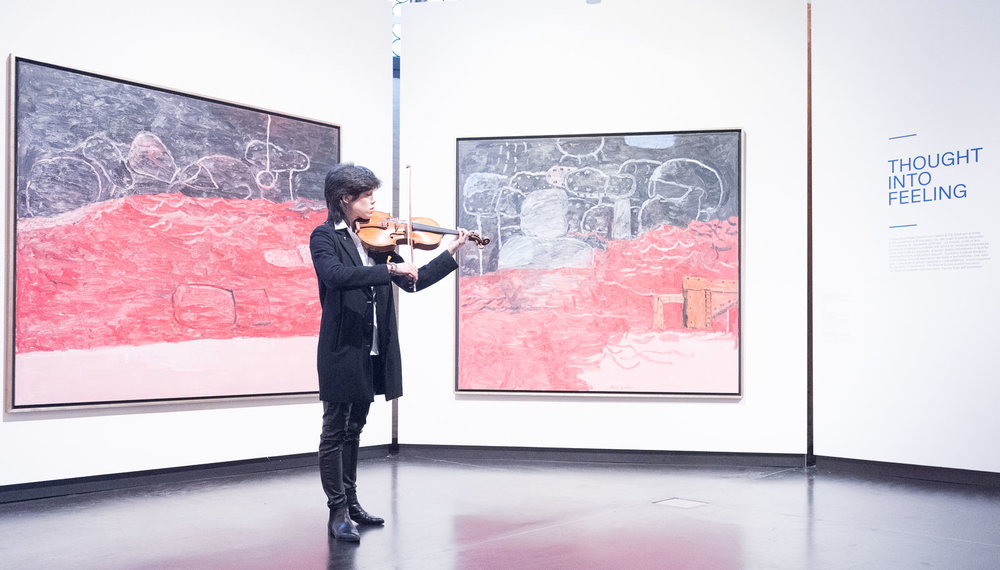 Paintings by Philip Guston, curated by Dr. Kosme de Barañano, staged by Hauser & Wirth