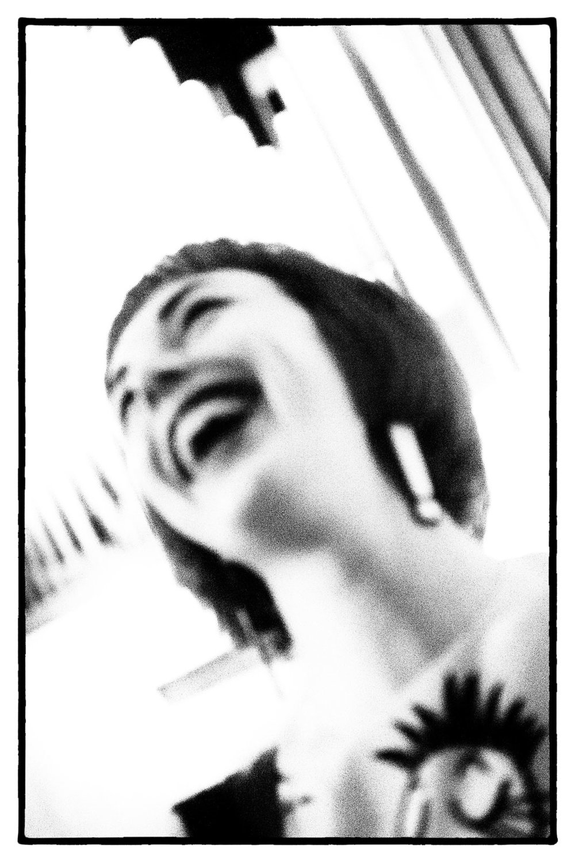 Rachel's contagious' smile