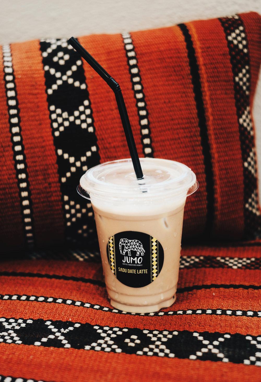 sadu date latte