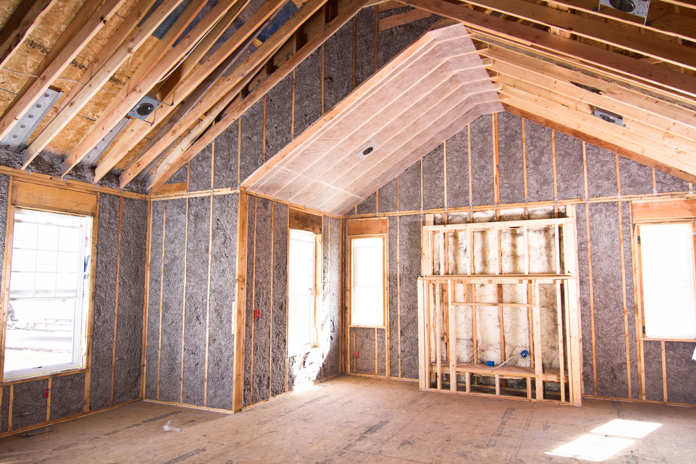 High Efficiency Cellulose Insulation