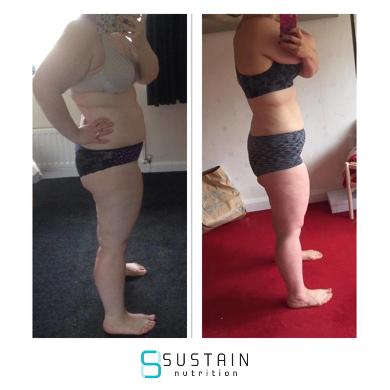 Jo - This was at the start of 7dt followed by the 12 week plan. I have signed up to another 4 weeks starting today to carry on this fabulous Sustain journey. I have lost 1 stone 9lbs in total and 4