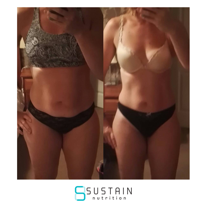 Barbara - After some initial success on the body coach SSS plan last year, I found the weight i'd lost starting to go back on. This was partly due to my mindset of seeing some results so thinking well that's me