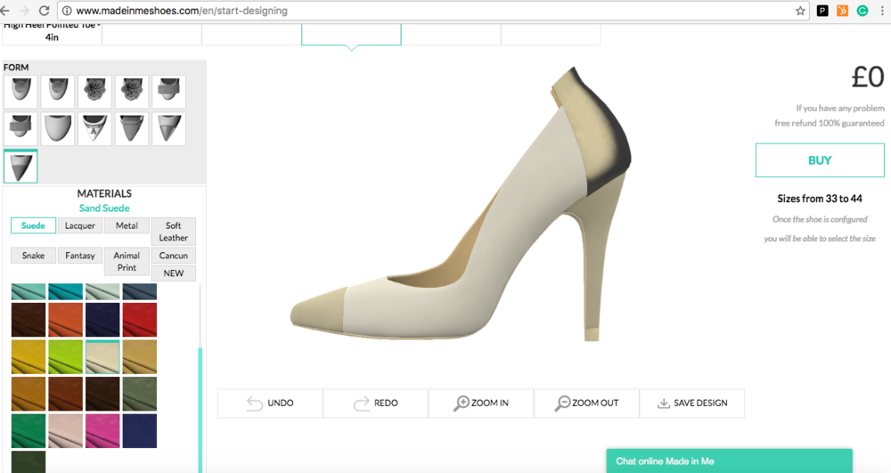 Shoe Addict: Made in Me - Making my own shoes 3