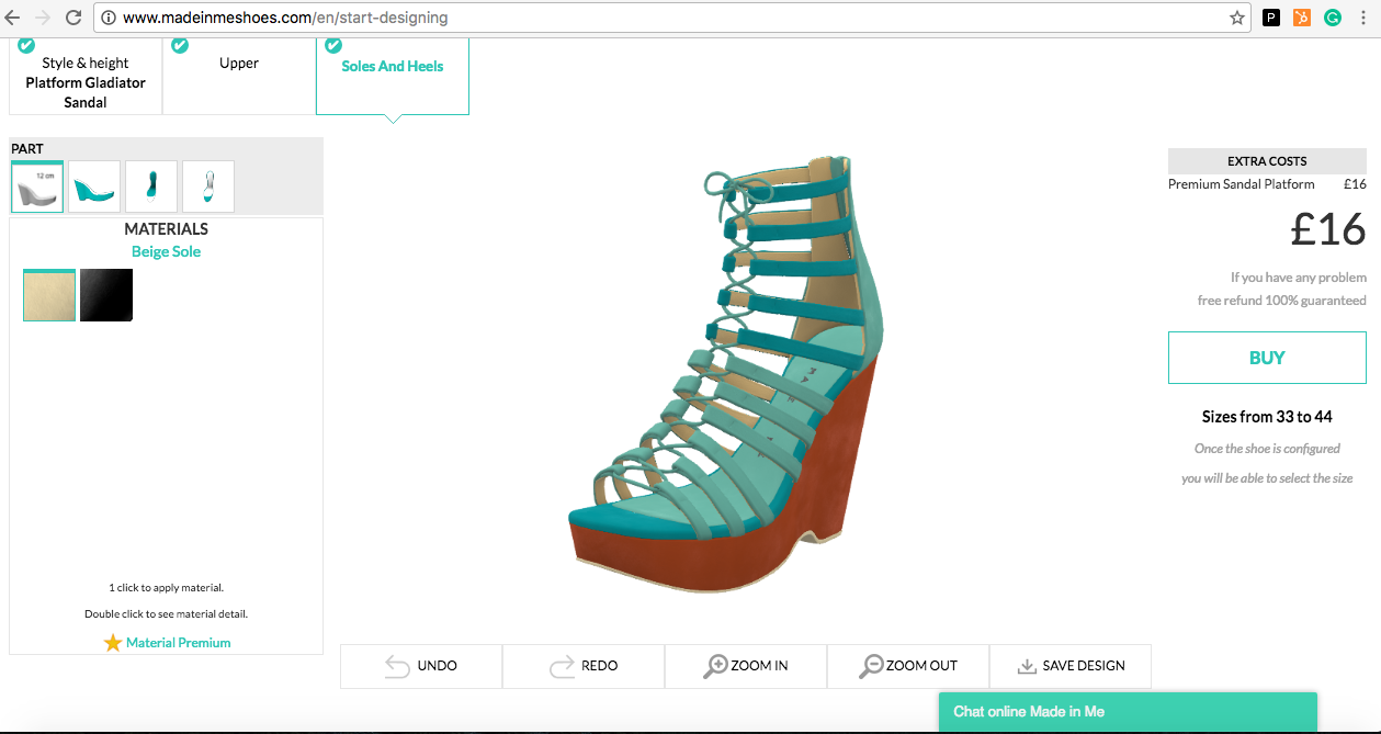 Shoe Addict: Made in Me - Making my own shoes 6