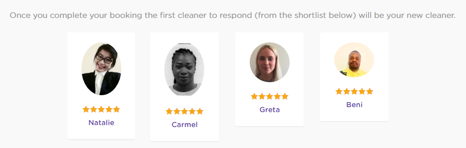Cleaners in Newcastle: Let Hassle.com take the hassle out of that 1