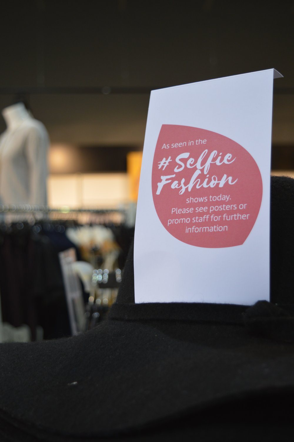 Silverlink Retail Park: #selfiefashion show on the park 1