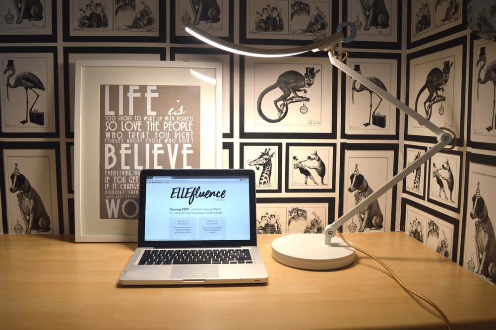 Benq Smart Reading Lamp: Why you NEED one in your office! 2