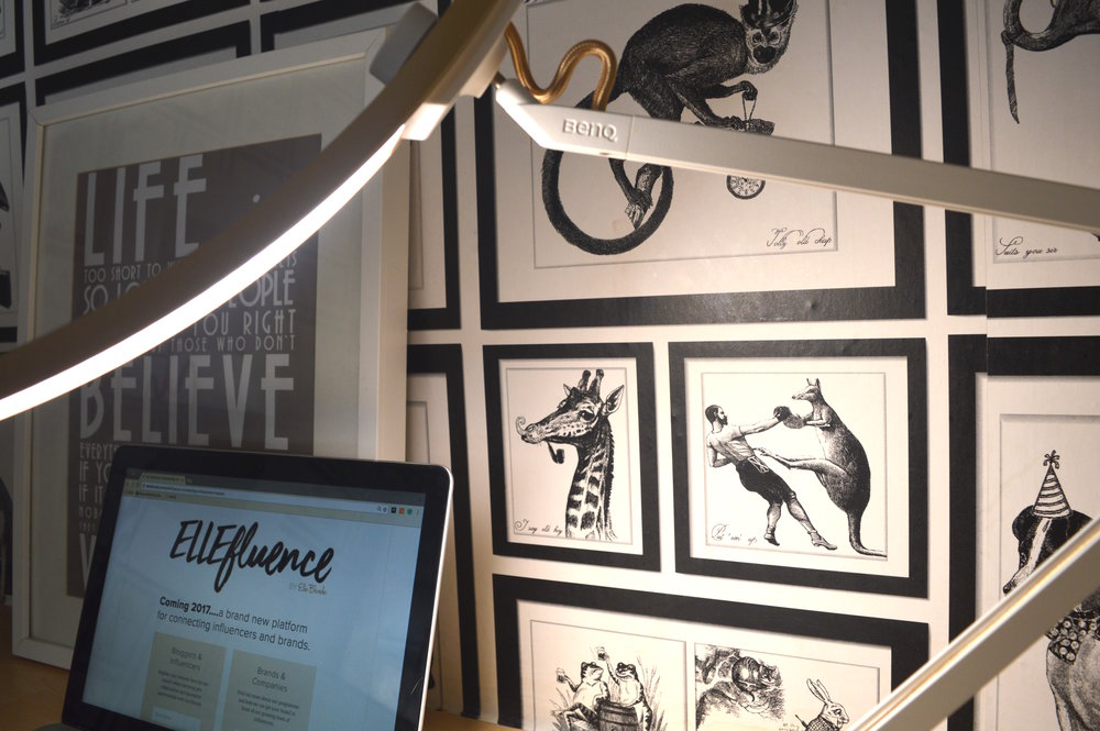 Benq Smart Reading Lamp: Why you NEED one in your office! 4