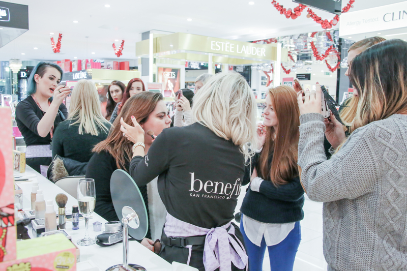 ELLEfluence Blogger Event: Benefit, Debenhams, Newcastle 2