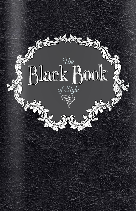 2014 Style Weekly Black Book of Style cover page.png