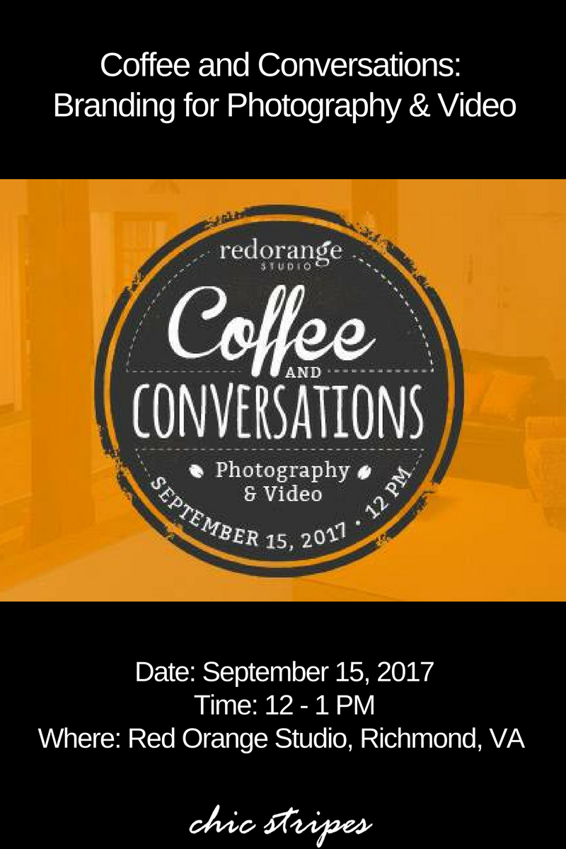 coffee and conversations red orange studio