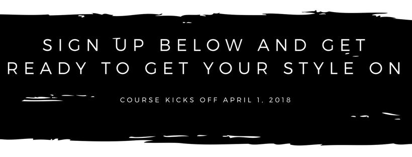 30 days signature style virtual course