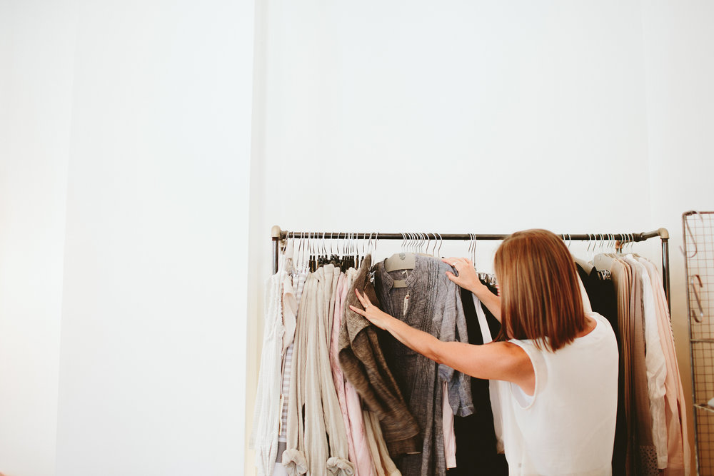 ONE YEAR - The time the average woman spends standing in front of her closet deciding what to wear.